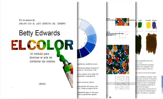 El color: un método para dominar el arte de combinar colores [Betty Edwards] 1