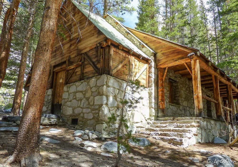 Lon Chaney, Sr. Cabin en John Muir Wilderness