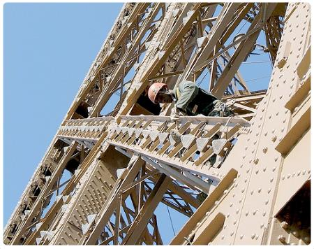 material Torre Eiffel