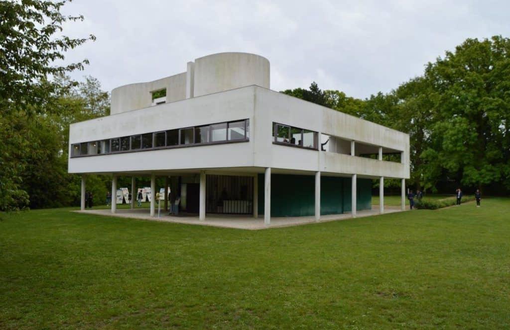 Le Corbusier, Villa Savoye en Poissy