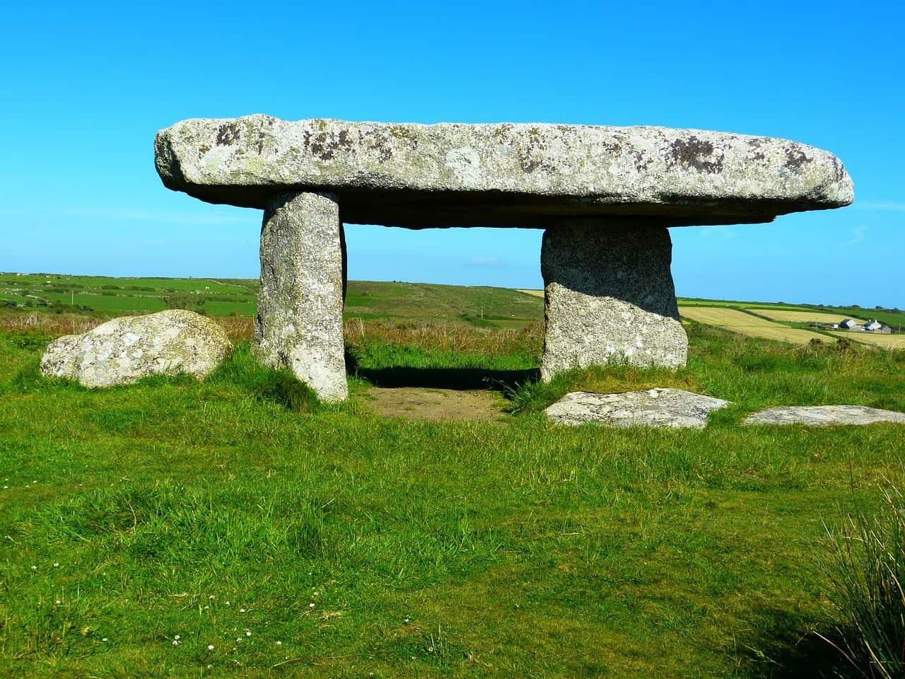 Círculos de piedras