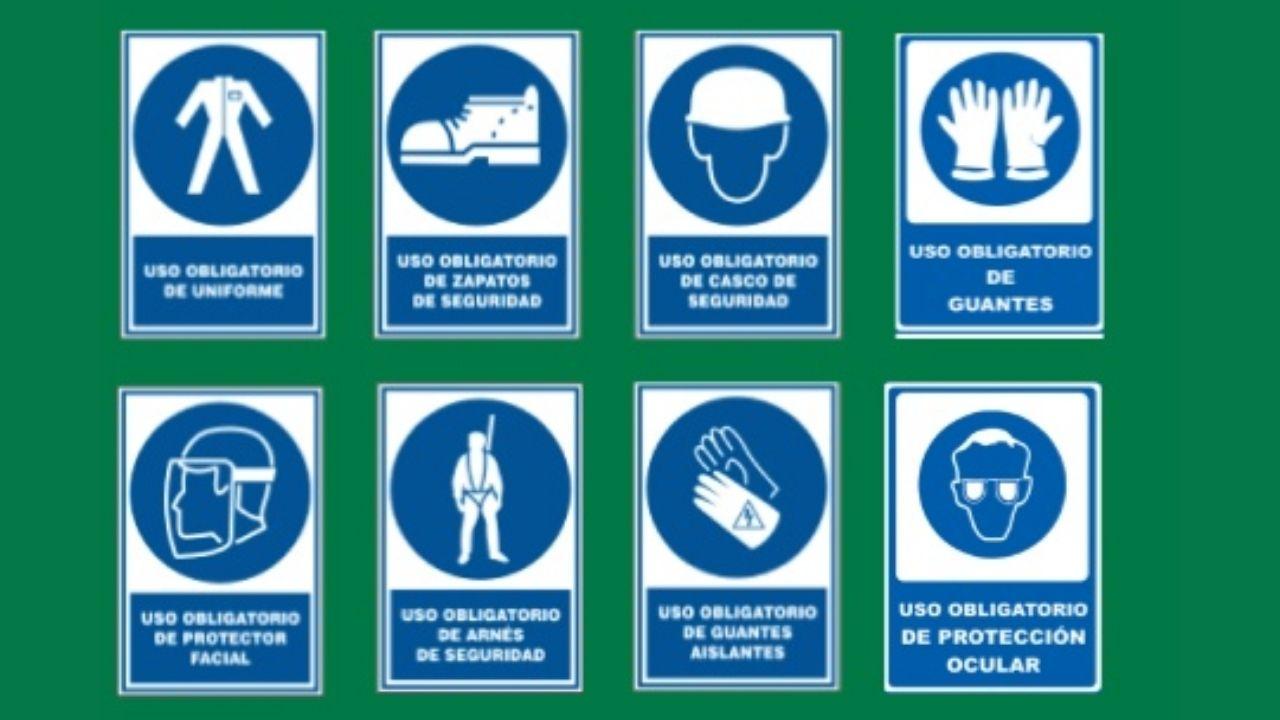 señales de seguridad